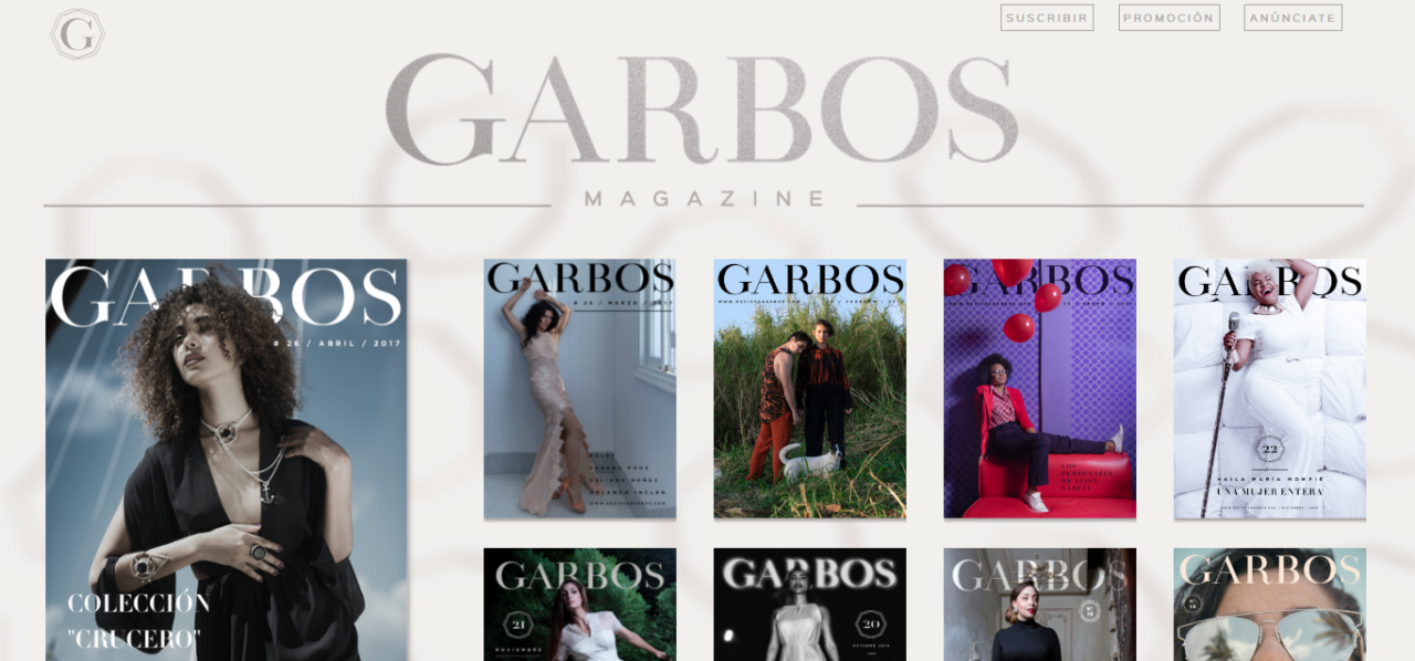Garbos - W3BSolution