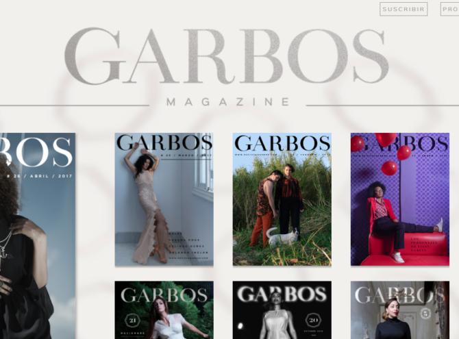 Garbos Magazine