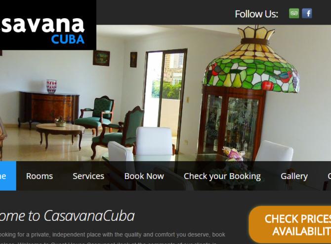 Casavana Cuba
