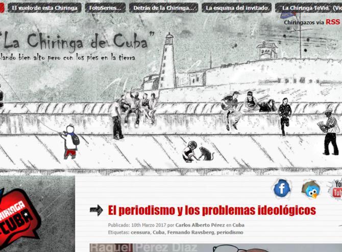 La Chiringa de Cuba